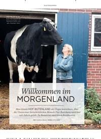 Titelbild der Ausgabe 1/2020 von Willkommen im MORGENLAND. Zeitschriften als Abo oder epaper bei United Kiosk online kaufen.