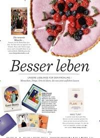 Titelbild der Ausgabe 1/2020 von Besser leben. Zeitschriften als Abo oder epaper bei United Kiosk online kaufen.