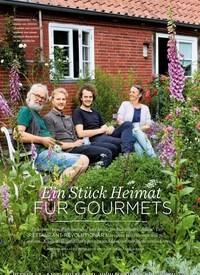 Titelbild der Ausgabe 1/2020 von Ein Stück Heimat FÜR GOURMETS. Zeitschriften als Abo oder epaper bei United Kiosk online kaufen.