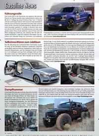 Titelbild der Ausgabe 1/2019 von Gasoline News. Zeitschriften als Abo oder epaper bei United Kiosk online kaufen.