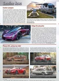 Titelbild der Ausgabe 4/2019 von Gasoline News. Zeitschriften als Abo oder epaper bei United Kiosk online kaufen.
