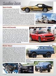 Titelbild der Ausgabe 5/2019 von Gasoline News. Zeitschriften als Abo oder epaper bei United Kiosk online kaufen.