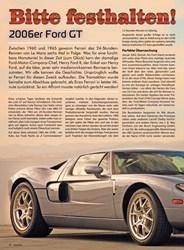 Titelbild der Ausgabe 5/2019 von Bitte festhalten!: 2006er Ford GT. Zeitschriften als Abo oder epaper bei United Kiosk online kaufen.