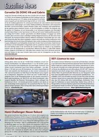 Titelbild der Ausgabe 6/2019 von Gasoline News. Zeitschriften als Abo oder epaper bei United Kiosk online kaufen.