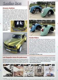 Titelbild der Ausgabe 1/2020 von Gasoline News. Zeitschriften als Abo oder epaper bei United Kiosk online kaufen.