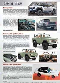Titelbild der Ausgabe 2/2020 von Gasoline News. Zeitschriften als Abo oder epaper bei United Kiosk online kaufen.