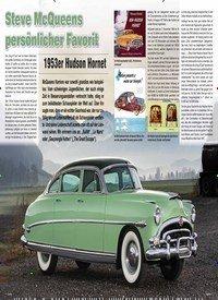 Titelbild der Ausgabe 3/2019 von Steve McQueens persönlicher Favorit. Zeitschriften als Abo oder epaper bei United Kiosk online kaufen.