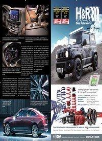Titelbild der Ausgabe 3/2019 von Gasoline News. Zeitschriften als Abo oder epaper bei United Kiosk online kaufen.