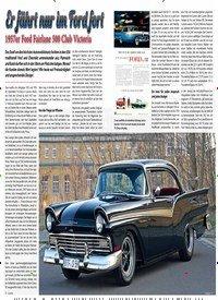 Titelbild der Ausgabe 3/2019 von Der noble Korsar Lincoln Corsair. Zeitschriften als Abo oder epaper bei United Kiosk online kaufen.