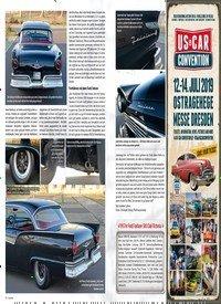 Titelbild der Ausgabe 3/2019 von Italienischer Körper amerikanische Kraft 1969er De Tomaso Mangusta. Zeitschriften als Abo oder epaper bei United Kiosk online kaufen.