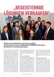 """Titelbild der Ausgabe 3/2019 von """"BEGEISTERNDE LÖSUNGEN VERKAUFEN"""". Zeitschriften als Abo oder epaper bei United Kiosk online kaufen."""