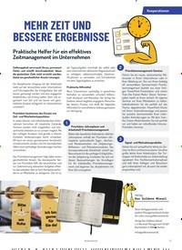 Titelbild der Ausgabe 1/2020 von kooperationen: MEHR ZEIT UND BESSERE ERGEBNISSE. Zeitschriften als Abo oder epaper bei United Kiosk online kaufen.