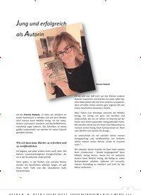 Titelbild der Ausgabe 1/2020 von Jung und erfolgreichals Autorin. Zeitschriften als Abo oder epaper bei United Kiosk online kaufen.