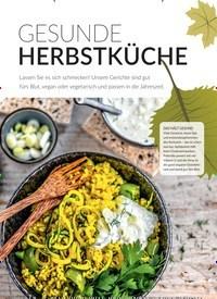 Titelbild der Ausgabe 5/2020 von GESUNDE HERBSTKÜCHE. Zeitschriften als Abo oder epaper bei United Kiosk online kaufen.