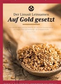 Titelbild der Ausgabe 5/2020 von Auf Gold gesetzt. Zeitschriften als Abo oder epaper bei United Kiosk online kaufen.