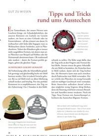 Titelbild der Ausgabe 30/2018 von GUT ZU WISSEN: Tipps und Tricks rund ums Ausstechen. Zeitschriften als Abo oder epaper bei United Kiosk online kaufen.
