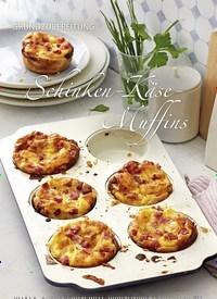 Titelbild der Ausgabe 34/2019 von GRUNDZUBEREITUNG: Schinken- Käse -Muffins. Zeitschriften als Abo oder epaper bei United Kiosk online kaufen.