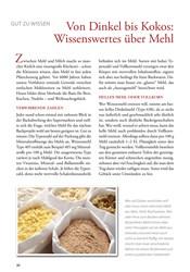 Titelbild der Ausgabe 36/2019 von GUT ZU WISSEN: Von Dinkel bis Kokos: Wissenswertes über Mehl. Zeitschriften als Abo oder epaper bei United Kiosk online kaufen.