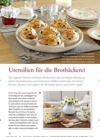 Titelbild der Ausgabe 37/2020 von GUT ZU WISSEN: Utensilien für die Brotbäckerei. Zeitschriften als Abo oder epaper bei United Kiosk online kaufen.
