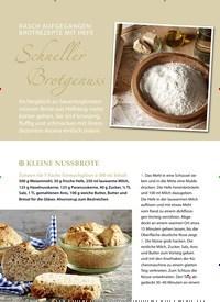 Titelbild der Ausgabe 37/2020 von RASCH AUFGEGANGEN: BROTREZEPTE MIT HEFE: Schnelleer Brotgnuss. Zeitschriften als Abo oder epaper bei United Kiosk online kaufen.