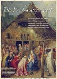Titelbild der Ausgabe 1/2019 von Die Weihnachtsgeschichte. Zeitschriften als Abo oder epaper bei United Kiosk online kaufen.
