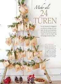 Titelbild der Ausgabe 1/2019 von Mehr als 24 TÜREN. Zeitschriften als Abo oder epaper bei United Kiosk online kaufen.