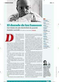 Titelbild der Ausgabe 6/2018 von ESCENAS DE ULTRAMAR: El duende de los famosos. Zeitschriften als Abo oder epaper bei United Kiosk online kaufen.