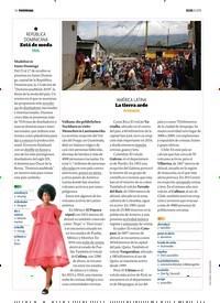 Titelbild der Ausgabe 8/2018 von AMÉRICA LATINA: La tierra arde: INTERMEDIO. Zeitschriften als Abo oder epaper bei United Kiosk online kaufen.