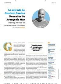 Titelbild der Ausgabe 9/2018 von MEDITERRÁNEO: La mirada de Gustavo Santos. Zeitschriften als Abo oder epaper bei United Kiosk online kaufen.