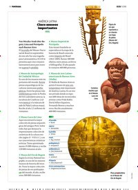 Titelbild der Ausgabe 11/2018 von PANORAMA: AMÉRICA LATINA: Cinco museos importantes: FÁCIL. Zeitschriften als Abo oder epaper bei United Kiosk online kaufen.