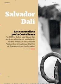 Titelbild der Ausgabe 1/2019 von EN PORTADA: Salvador Dalí: Ruta surrealista por la Costa Brava. Zeitschriften als Abo oder epaper bei United Kiosk online kaufen.