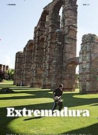 Titelbild der Ausgabe 2/2019 von EN PORTADA: Extremadura: Cuatro rutas para enamorarse. Zeitschriften als Abo oder epaper bei United Kiosk online kaufen.