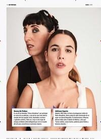 Titelbild der Ausgabe 3/2019 von EN PORTADA: Las españolas hoy: Sus logros y retos. Zeitschriften als Abo oder epaper bei United Kiosk online kaufen.