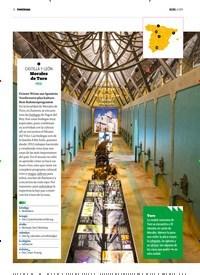 Titelbild der Ausgabe 4/2019 von PANORAMA – ESPAÑA. Zeitschriften als Abo oder epaper bei United Kiosk online kaufen.