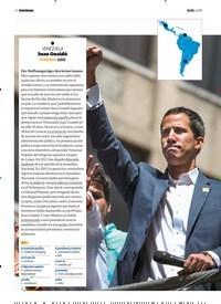 Titelbild der Ausgabe 4/2019 von PANORAMA – LATINOAMÉRICA. Zeitschriften als Abo oder epaper bei United Kiosk online kaufen.