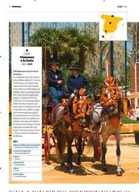 Titelbild der Ausgabe 5/2019 von PANORAMA:1 CÁDIZ :Vámonos :a la feria. Zeitschriften als Abo oder epaper bei United Kiosk online kaufen.