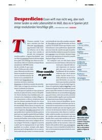 Titelbild der Ausgabe 6/2019 von Desperdicios. Zeitschriften als Abo oder epaper bei United Kiosk online kaufen.