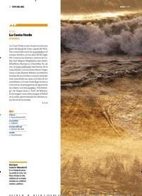 Titelbild der Ausgabe 8/2019 von PERÚ:La Costa Verde. Zeitschriften als Abo oder epaper bei United Kiosk online kaufen.
