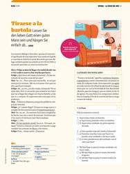 Titelbild der Ausgabe 9/2019 von LA FRASE DEL MES: Tirarse a la bartola. Zeitschriften als Abo oder epaper bei United Kiosk online kaufen.