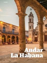 Titelbild der Ausgabe 10/2019 von EN PORTADA: Andar La Habana. Zeitschriften als Abo oder epaper bei United Kiosk online kaufen.