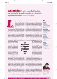 Titelbild der Ausgabe 3/2020 von SOL Y SOMBRA: Adicción. Zeitschriften als Abo oder epaper bei United Kiosk online kaufen.