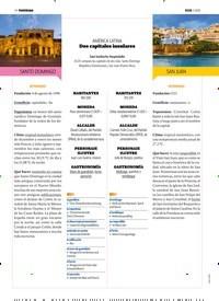 Titelbild der Ausgabe 3/2020 von AMÉRICA LATINA:Dos capitales insulares. Zeitschriften als Abo oder epaper bei United Kiosk online kaufen.