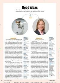 Titelbild der Ausgabe 3/2018 von Good ideas. Zeitschriften als Abo oder epaper bei United Kiosk online kaufen.