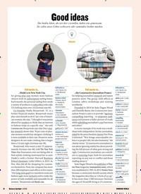 Titelbild der Ausgabe 4/2018 von Good ideas. Zeitschriften als Abo oder epaper bei United Kiosk online kaufen.