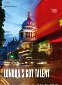 Titelbild der Ausgabe 4/2018 von SPECIAL REPORT: LONDON DYNAMIC MEGACITY: LONDON'S GOT TALENT: MEDIUM AUDIO PLUS. Zeitschriften als Abo oder epaper bei United Kiosk online kaufen.