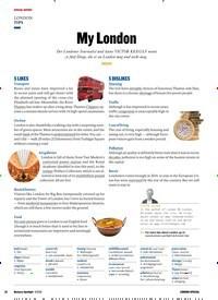 Titelbild der Ausgabe 4/2018 von SPECIAL REPORT: LONDON TIPS: My London: MEDIUM. Zeitschriften als Abo oder epaper bei United Kiosk online kaufen.