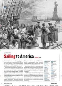 Titelbild der Ausgabe 5/2018 von NAMES & NEWS: US/BRITAIN: Sailing to America. Zeitschriften als Abo oder epaper bei United Kiosk online kaufen.