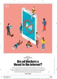 Titelbild der Ausgabe 5/2018 von HEAD-TO-HEAD: Are ad blockers a threat to the internet?. Zeitschriften als Abo oder epaper bei United Kiosk online kaufen.