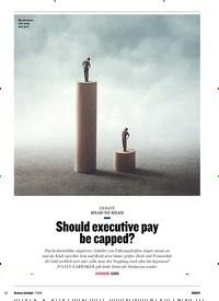 Titelbild der Ausgabe 7/2018 von HEAD-TO-HEAD: Should executive pay be capped?. Zeitschriften als Abo oder epaper bei United Kiosk online kaufen.