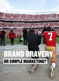 Titelbild der Ausgabe 2/2019 von MARKETING: BRAND BRAVERY OR SIMPLE MARKETING?. Zeitschriften als Abo oder epaper bei United Kiosk online kaufen.